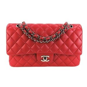 Women s Chanel 2.55 Double Flap Bag Price on Poshmark 38bd351a30
